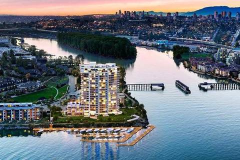 Condo for sale at 988 Quayside Dr Unit 1908 New Westminster British Columbia - MLS: R2371021