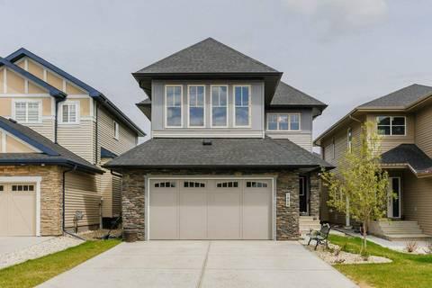 House for sale at 1908 Ainslie Li Sw Edmonton Alberta - MLS: E4157613