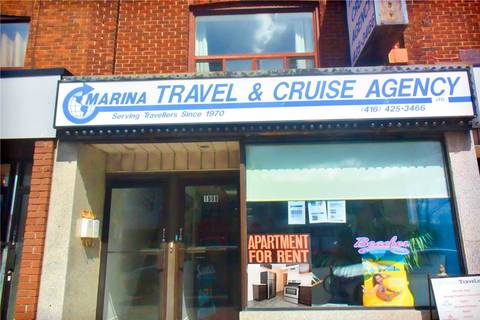 Commercial property for lease at 1908 Danforth Ave Toronto Ontario - MLS: E4512318