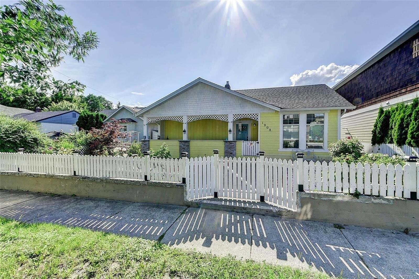 House for sale at 1908 Water St Kelowna British Columbia - MLS: 10210412