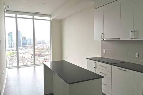 Apartment for rent at 27 Bathurst St Unit 1908W Toronto Ontario - MLS: C4649122