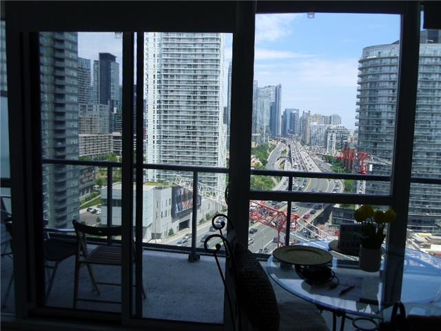 For Sale: 1909 - 20 Bruyeres Mews, Toronto, ON | 1 Bed, 1 Bath Condo for $549,999. See 8 photos!