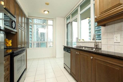 Apartment for rent at 90 Absolute Ave Unit 1909 Mississauga Ontario - MLS: W4968936