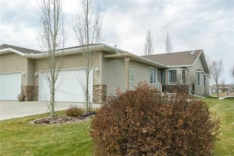 Townhouse for sale at 1909 Riverside Rd Nw High River Golf Course, High River Alberta - MLS: C4214312