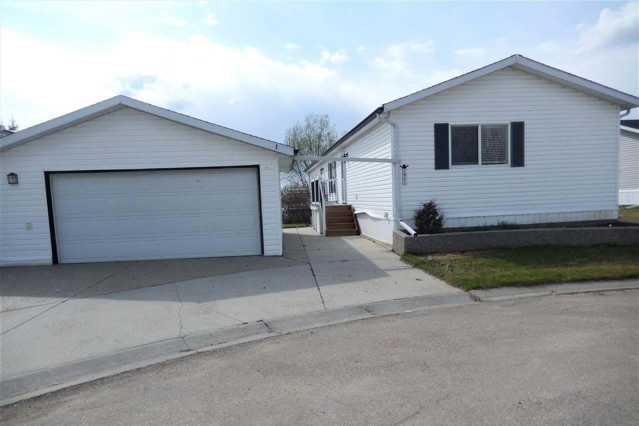 Residential property for sale at 3400 48 St Unit 191 Stony Plain Alberta - MLS: E4198560