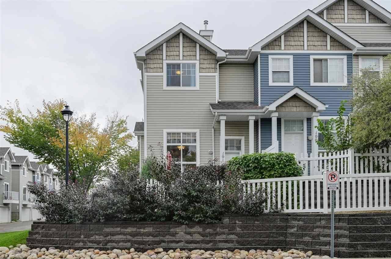 Townhouse for sale at 5604 199 St Nw Unit 191 Edmonton Alberta - MLS: E4173353