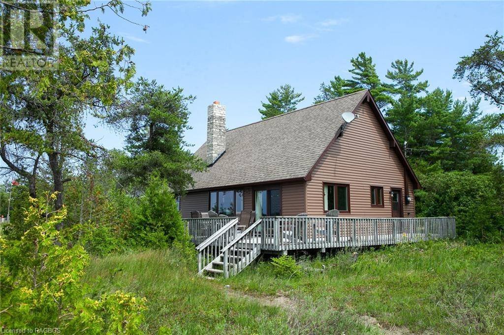 House for sale at 191 Dorcas Bay Rd Northern Bruce Peninsula Ontario - MLS: 212124