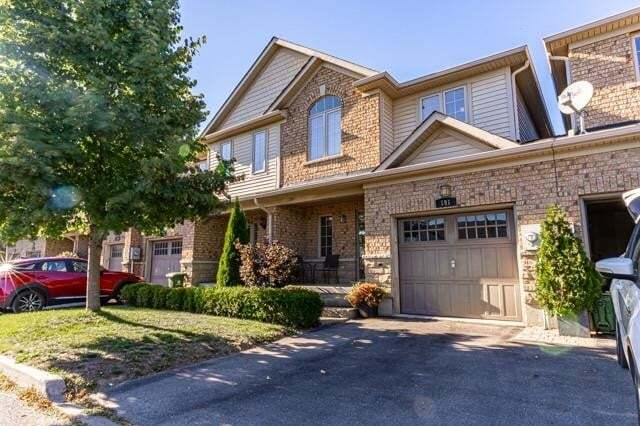 Townhouse for sale at 191 Fall Fair Wy Binbrook Ontario - MLS: H4088873