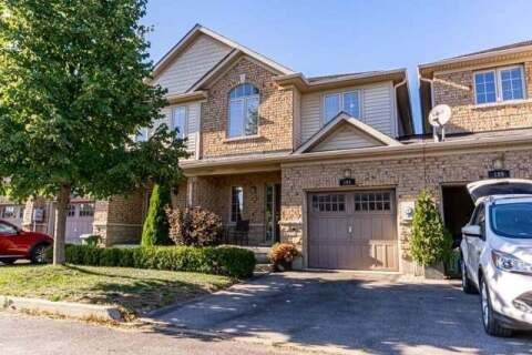 Townhouse for sale at 191 Fall Fair Wy Hamilton Ontario - MLS: X4923939