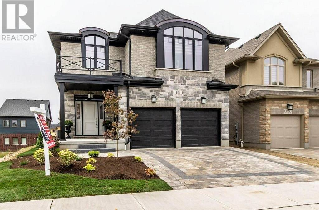 House for sale at 191 Forest Creek Dr Kitchener Ontario - MLS: 30764086