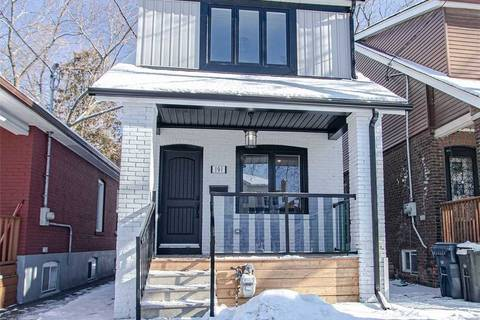 House for sale at 191 Glebemount Ave Toronto Ontario - MLS: E4673952