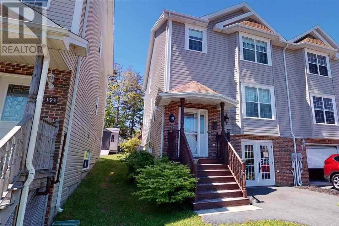 House for sale at 191 Green Village Ln Dartmouth Nova Scotia - MLS: 202010800