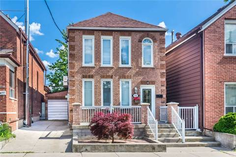 House for sale at 191 Hallam St Toronto Ontario - MLS: W4577686