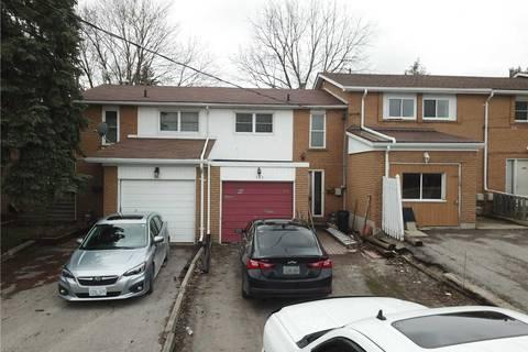 Townhouse for sale at 191 Lindsay St Kawartha Lakes Ontario - MLS: X4336037