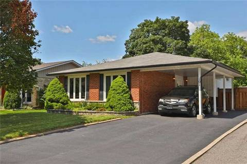 House for sale at 191 Mccraney St Oakville Ontario - MLS: W4544387