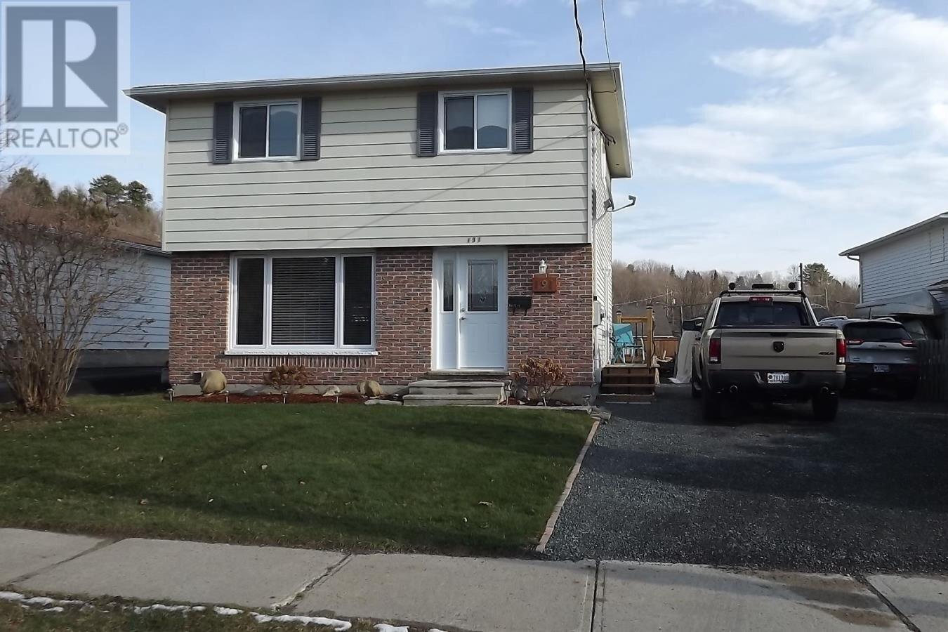 House for sale at 191 Ottawa Ave Elliot Lake Ontario - MLS: SM130331