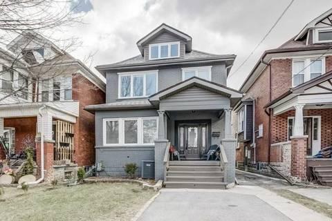 House for sale at 191 Ottawa St Hamilton Ontario - MLS: X4505652