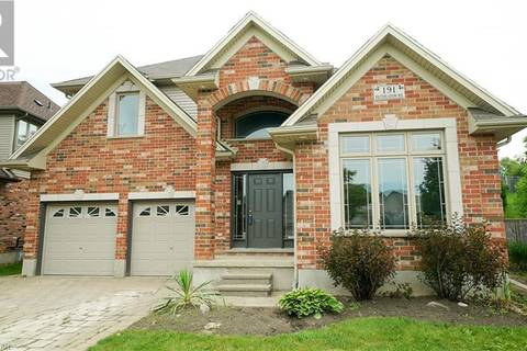House for sale at 191 Richmeadow Rd London Ontario - MLS: 205315