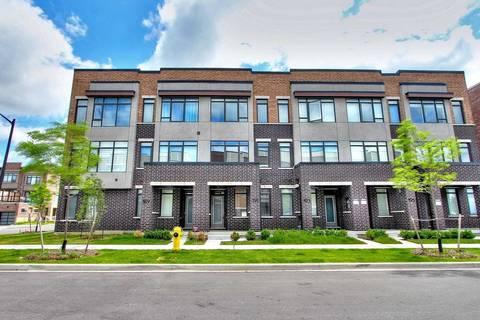 Townhouse for sale at 191 Salterton Circ Vaughan Ontario - MLS: N4498614