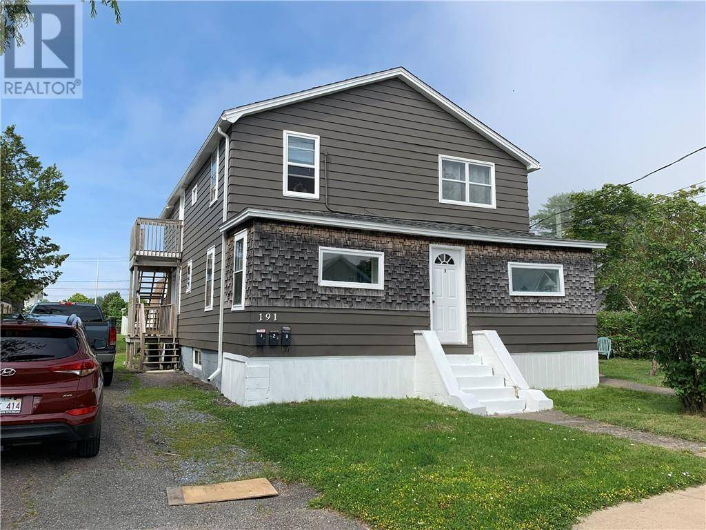 Townhouse for sale at 191 Sherbrooke St Saint John New Brunswick - MLS: NB030788