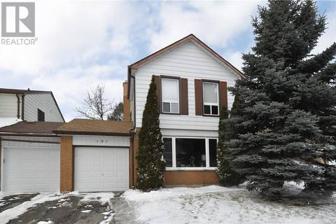 Townhouse for sale at 191 Silver Aspen Cres Kitchener Ontario - MLS: 30734189