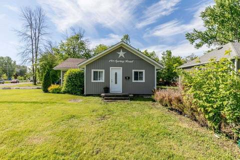 House for sale at 191 Spring Rd Georgina Ontario - MLS: N4507219