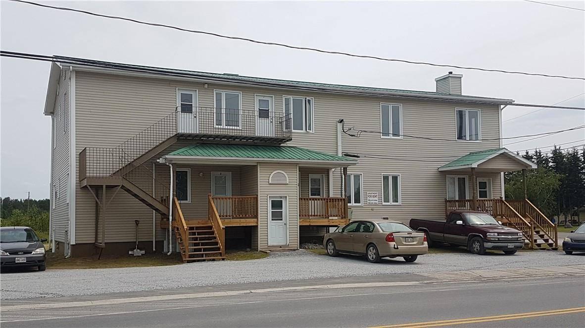 Townhouse for sale at 191 St-jean St Saint-leonard New Brunswick - MLS: NB030263