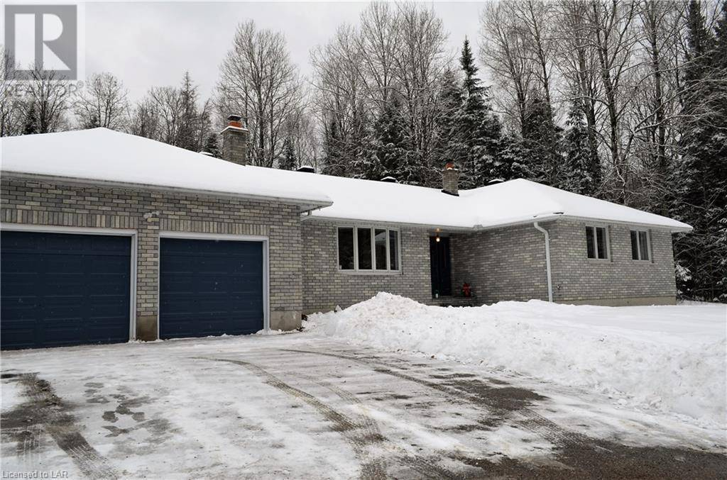 House for sale at 191 Stahls Rd Huntsville Ontario - MLS: 235977