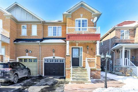 Townhouse for sale at 191 Zia Dodda Cres Brampton Ontario - MLS: W4723347