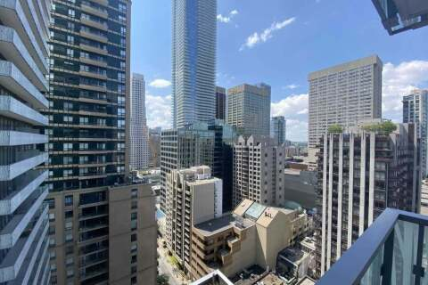 Property for rent at 50 Charles St Unit 1910 Toronto Ontario - MLS: C4817812