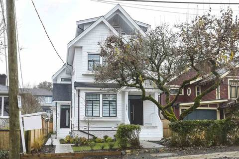 Townhouse for sale at 1910 19th Ave E Vancouver British Columbia - MLS: R2420155