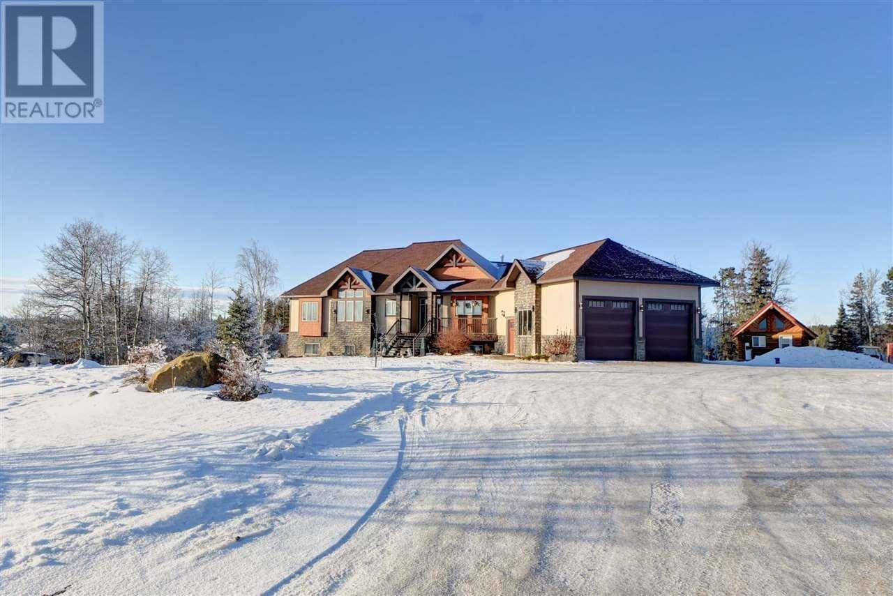 House for sale at 19108 Wonowon Subdiv Rd Fort St. John British Columbia - MLS: R2417066