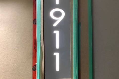Apartment for rent at 16 Bonnycastle St Unit 1911 Toronto Ontario - MLS: C4495087