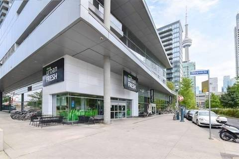 Apartment for rent at 4 Spadina Ave Unit 1911 Toronto Ontario - MLS: C4699693
