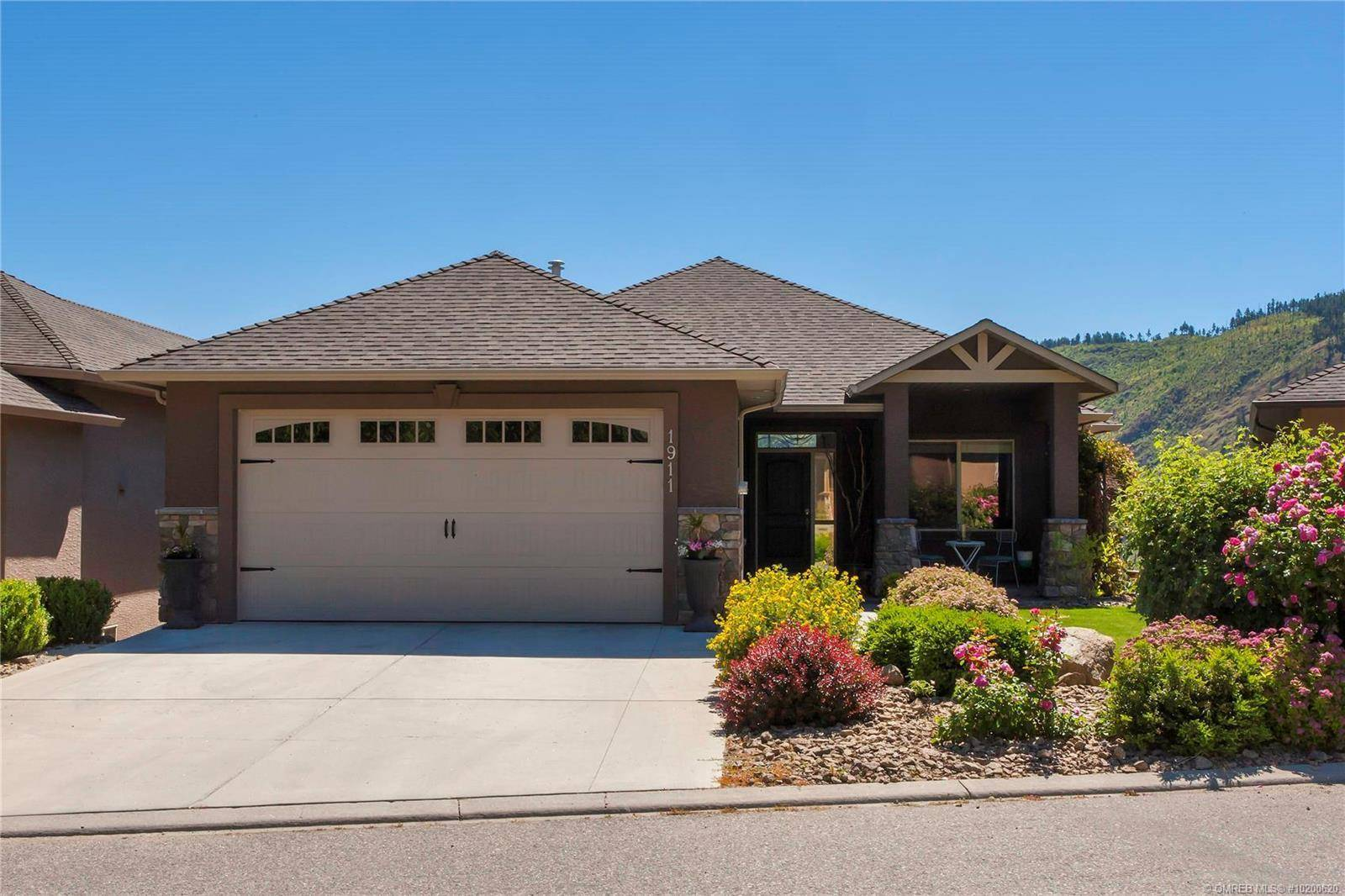 House for sale at 1911 Cornerstone Dr West Kelowna British Columbia - MLS: 10200620