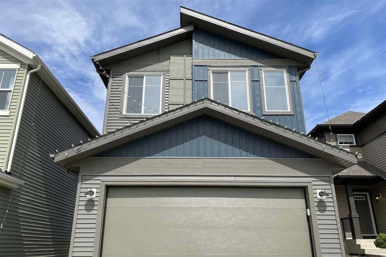 House for sale at 1911 Davidson Wd SW Edmonton Alberta - MLS: E4206852