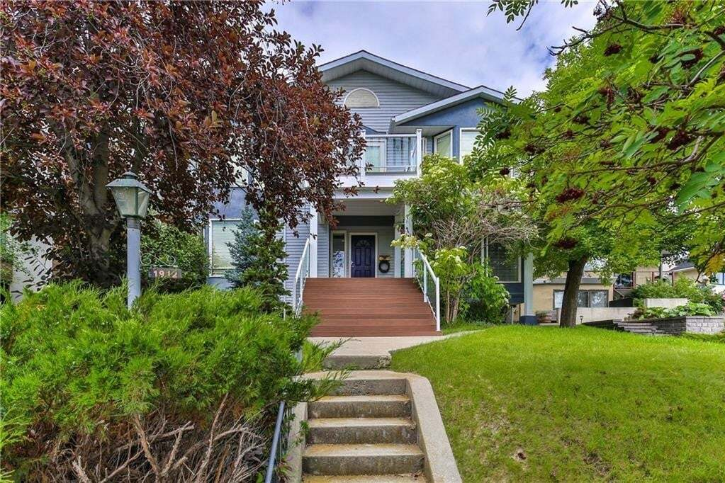House for sale at 1912 10 Av NW Hounsfield Heights/briar Hill, Calgary Alberta - MLS: C4301654