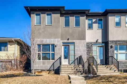 Townhouse for sale at 1912 26 Ave Southwest Calgary Alberta - MLS: C4292062