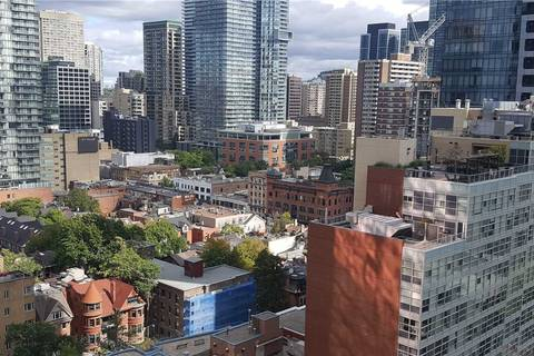 Apartment for rent at 955 Bay St Unit 1912 Toronto Ontario - MLS: C4637203