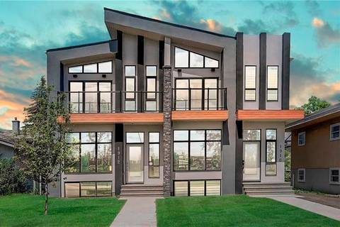 Townhouse for sale at 1912 Westmount Blvd Northwest Calgary Alberta - MLS: C4255535