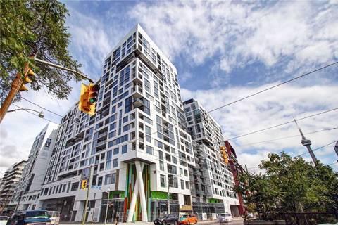 Apartment for rent at 27 Bathurst St Unit 1912W Toronto Ontario - MLS: C4671830