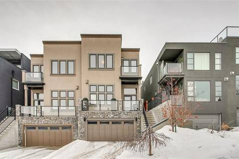 Townhouse for sale at 1913 28 Ave Southwest Calgary Alberta - MLS: C4282215