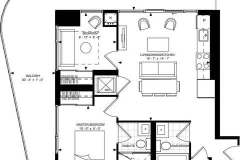Condo for sale at 7895 Jane St Unit 1913 Vaughan Ontario - MLS: N4623254