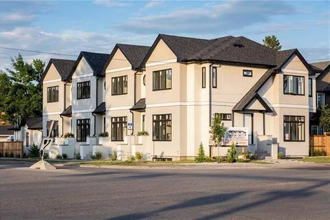 Townhouse for sale at 1914 48 St Northwest Calgary Alberta - MLS: C4281525