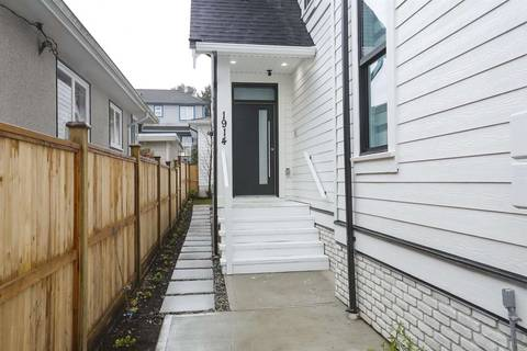 Townhouse for sale at 1914 19th Ave E Vancouver British Columbia - MLS: R2420162