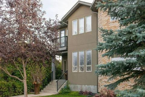 Townhouse for sale at 1915 26 Ave Southwest Calgary Alberta - MLS: C4229227