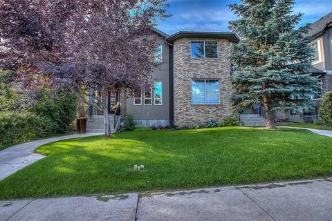 Townhouse for sale at 1915 26 Ave Southwest Calgary Alberta - MLS: C4266320