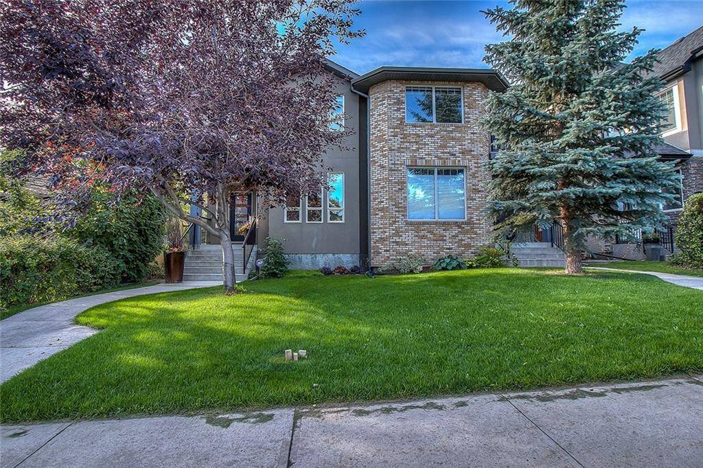Townhouse for sale at 1915 26 Ave Sw South Calgary, Calgary Alberta - MLS: C4266320
