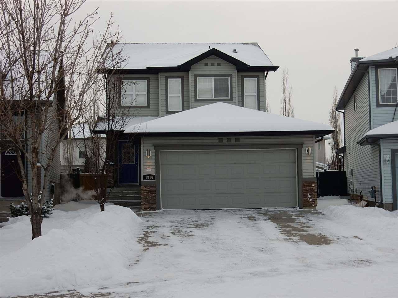 House for sale at 1916 Garnett Wy Nw Edmonton Alberta - MLS: E4186663