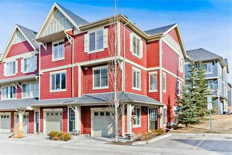 Townhouse for sale at 125 Panatella Wy Northwest Unit 1917 Calgary Alberta - MLS: C4237844